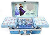 Frozen II Makeup Train Case - Maletín de...