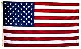 Bandera de Estados Unidos Grande de Tela Fuerte,...