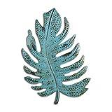 Galapara Decoracion de Pared, Blue Leaf Wall Art...