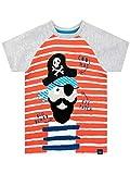 Harry Bear Camiseta de Manga Corta para niños Pirata Multicolor 5-6 Años