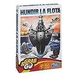 Hasbro Gaming- Hundir la Flota Viaje Gaming Travel...