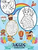 Juegos Educativos: Pasatiempos para niños 5-8...