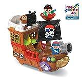 VTech Barco pirata, cazatesoros transformable en...