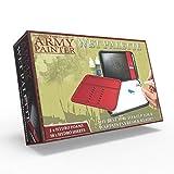 The Army Painter   Wet Palette   Paleta húmeda Estuche Premium para Pinceles con 50 Ranuras y 2 Esponjas para Pintar Figuras Miniatura de Wargaming   Juego de Guerra