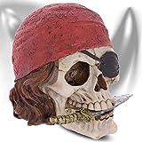 mtb more energy Cráneo Caribbean Pirate cráneo...