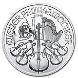 2020 1 oz plata austriaca filarmónica moneda de...