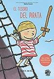 El Tesoro del Pirata: En letra MAYÚSCULA y de...