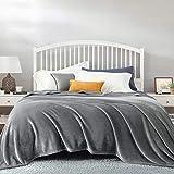 Bedsure Mantas para Sofás de Franela 220x240 cm -...