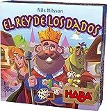 HABA- Juego de Sociedad El Rey de los Dados, Talla...