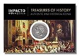 IMPACTO COLECCIONABLES Monedas Antiguas - España 5 Pesetas de Plata 1882/87. Alfonso XII con Barba