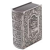 Caja De Baratijas Caja De Joyería De Metal Forma...
