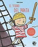 El tesoro del pirata: En letra MAYÚSCULA y de imprenta: libros para niños de 5 y 6 años (Aprender a leer en letra MAYÚSCULA e imprenta)