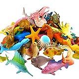 YeoNational Toys Animales de Juguete, Surtido DE...