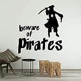 Familia Piratas del Caribe Pegatinas de vinilo...
