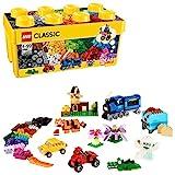 LEGO Classic - Caja de ladrillos Creativos, Set de...