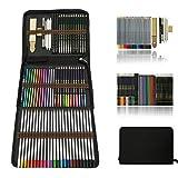 Profesional Lápices de colores Conjunto de Dibujo...