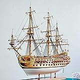 SIourso Maquetas De Barcos De Madera Escala 1/50...