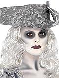 COOLMP – Juego de 6 – Kit de Maquillaje de Pirata de la Playa para Mujer, Talla única, Maquillaje de Fiesta, Pelo, Piel, Labios, Ojos, Carnaval, Fiesta de Disfraces, cumpleaños,