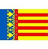 Durabol Bandera de Comunidad Valencia - Valenciana...