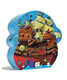 Djeco- Piratas del Caribe Puzzle La Batalla de...