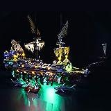 BRIKSMAX Kit de Iluminación Led para Lego Piratas...