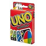 Mattel Games UNO classic, juego de cartas (Mattel...