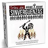 Tribu de Sinvergüenzas - Juego de Mesa para...