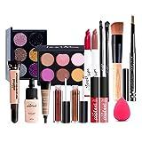Pure Vie Kit de maquillaje multiusos Paleta de...