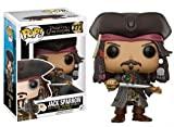 Funko Pop!- Jack Sparrow Figura de Vinilo,...