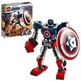 LEGO76168MarvelVengadoresArmaduraRobótic...