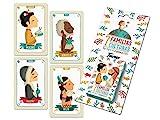 Tutti Confetti- Familias de 7 Países Baraja de...