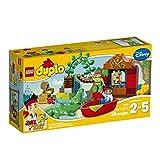 LEGO DUPLO Jake Peter Pan's Visit Building Set...
