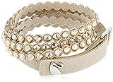 Swarovski Women's Power Bracelet, Brilliant Golden...