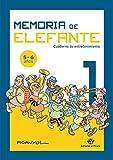 Memoria de elefante: Cuaderno para Primero De...