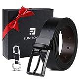 flintronic  Cinturón Cuero Hombre, 125cm...