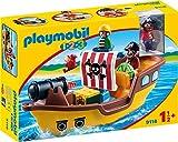 PLAYMOBIL 1.2.3 Barco Pirata, a Partir de 1.5...