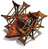 Leonardo da Vinci - Juego de construcción de...