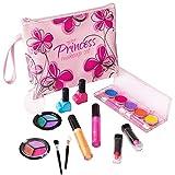 Playkidz- Set de Maquillaje cosmético y Real...