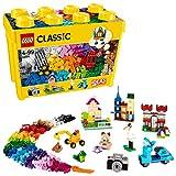 LEGO Classic - Caja de ladrillos creativos grande,...