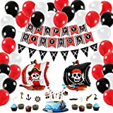 Tacobear Pirata Decoraciones Cumpleaños Party...