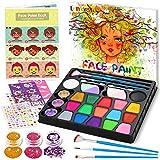 lenbest 17 Colores Pinturas Cara, Pintura Facial...