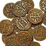 REPLICA GOLD COLOURED DOUBLON SPANISH ARMADA COIN...