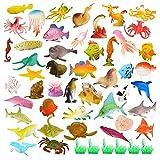 52 Piezas Animales Marinos,Animales de...