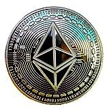 TopStore100 | Ethereum Moneda Fisica con Pegatinas...