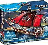 Playmobil - Pirates Playset Barco Pirata Calavera,...