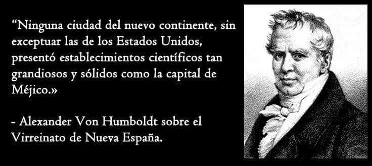 Alexander Von Humboldt en América