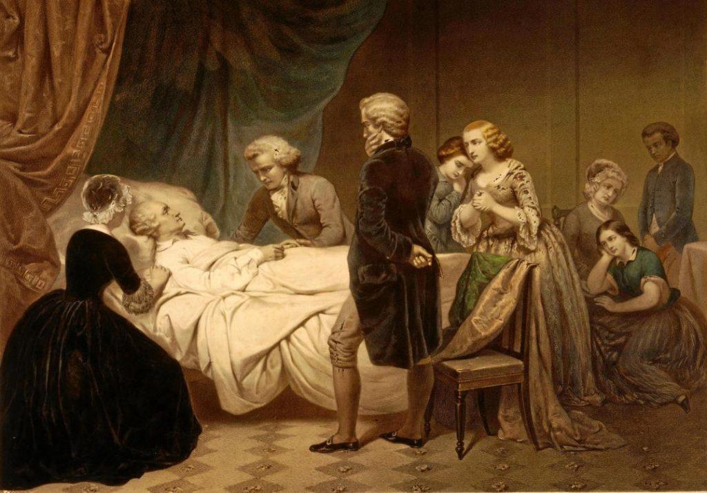 Muerte de George Washington