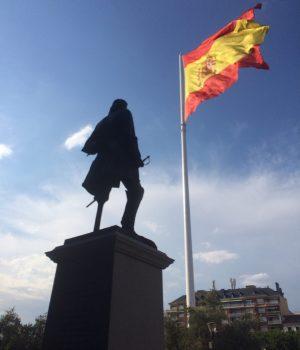 Monumento a Blas de Lezo