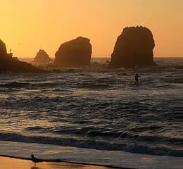 Costa de Rockaway Beach