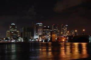 Población de Palm Beach